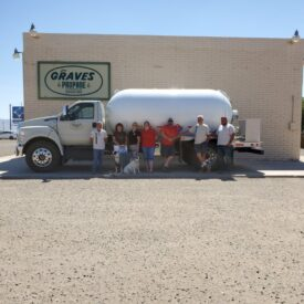 Golden Valley Propane Delivery Services