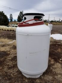 Fill up your Propane Tank