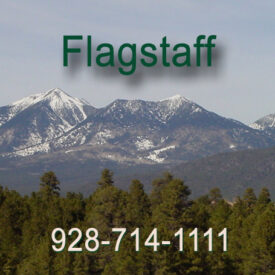 We deliver propane in Flagstaff, Arizona.