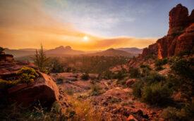 Verde Valley - Red rocks of Sedona